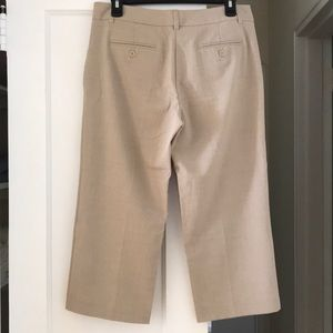 Daisy Fuentes Pants - 🌸 3/$11 🌸 NWT daisy Fuentes cropped pants